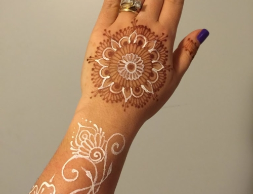 White Henna How-To Guide